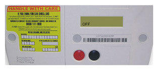 how to find mprn number on meter