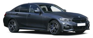 bmw 320d se auto in dark grey