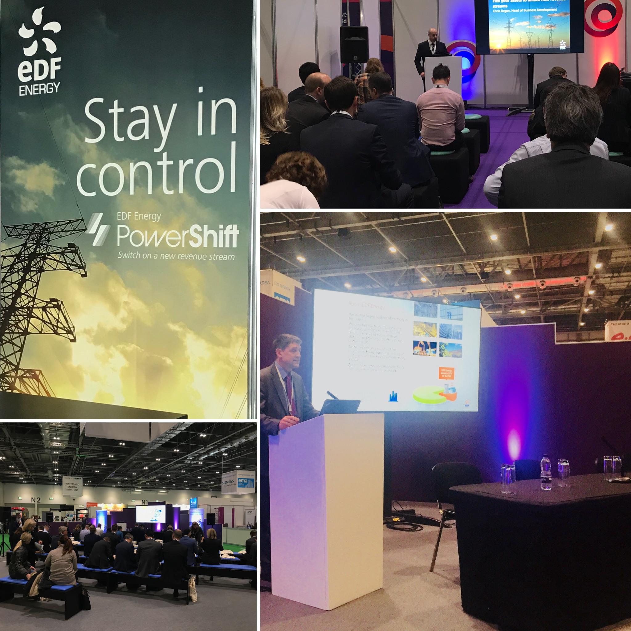 Photos of EDF Energy at EMEX 2017