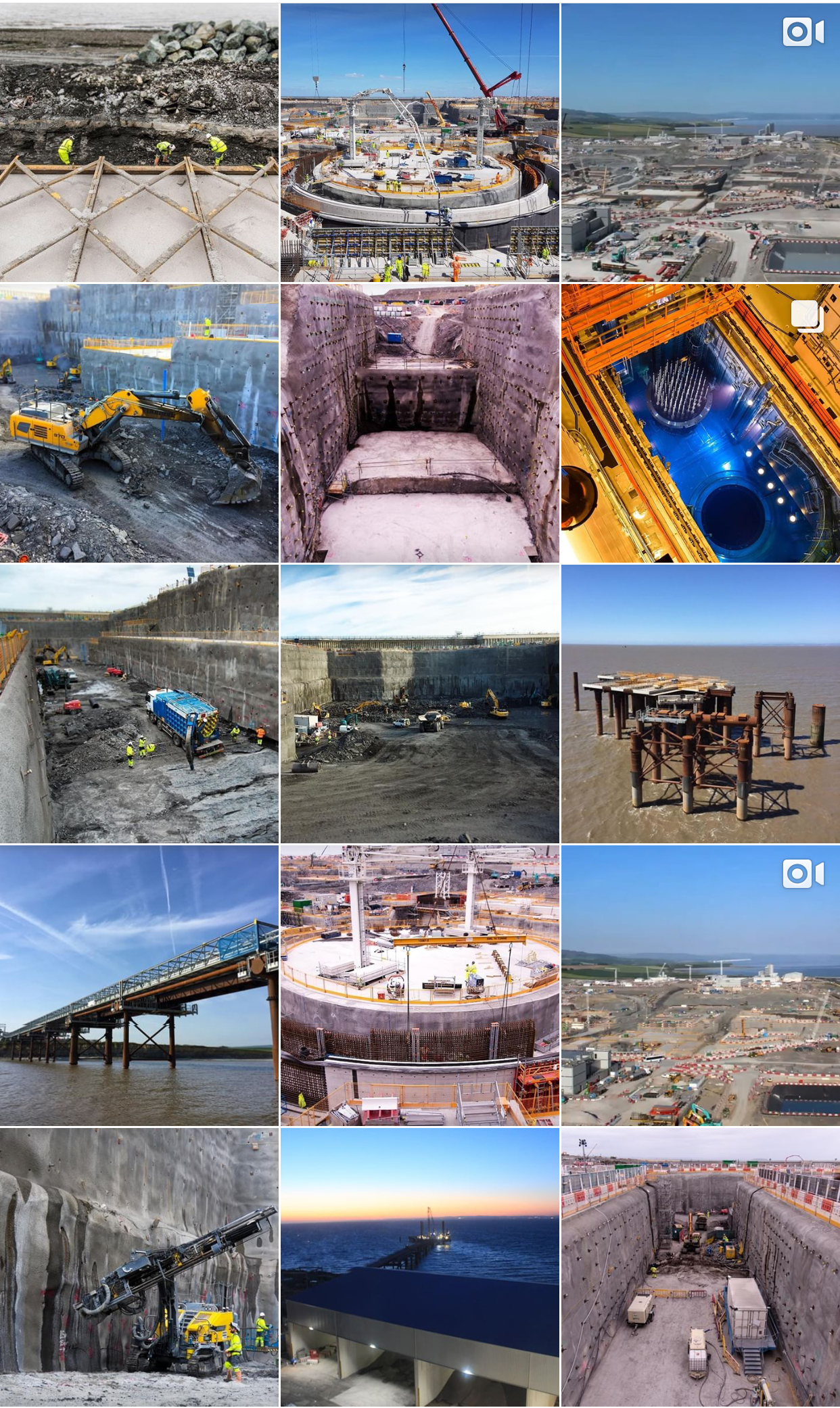 About Hinkley Point C Edf Energy Power Plant Layout Arrangement Latest On Instagram