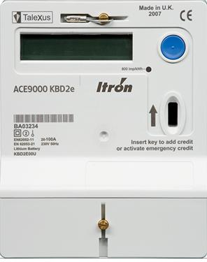 What Do The Different Displays On My Prepayment Meter Mean