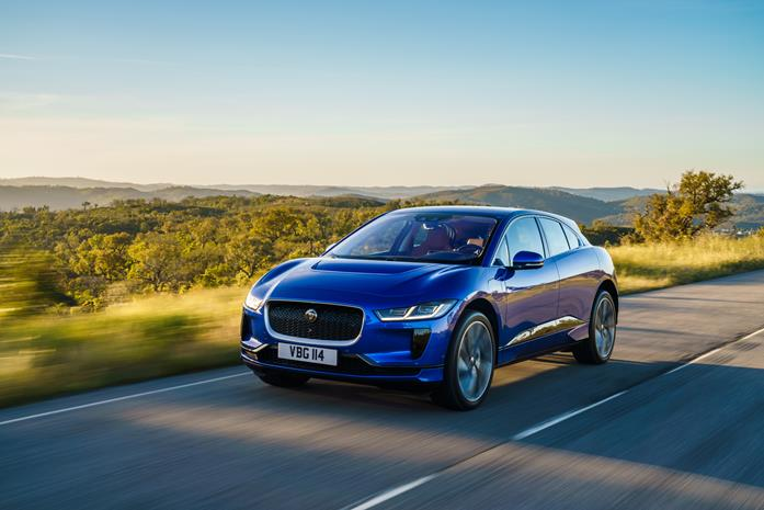 Electric car - Jaguar i-Pace