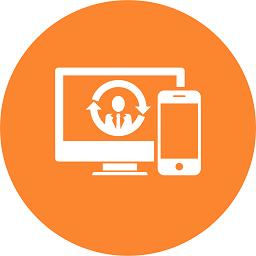 online management icon