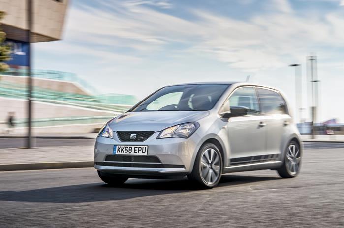 SEAT e-Mii 2019 electric car