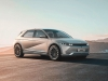 Hyundai Ioniq 5 front three quarter shot