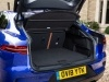 Jaguar I-Pace interior rear view boot storage