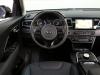 Kia e-Niro 64kWh interior view dashboard console