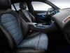 Mercedes EQC 400 interior view cabin seating