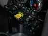 MINI Electric interior view controls console