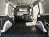 Renault Kangoo ZE interior view rear cabin storage space