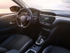Vauxhall Corsa-e interior view dashboard seating steering