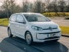 VW e-Up in white front shot