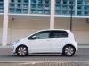 VW e-Up in white side shot
