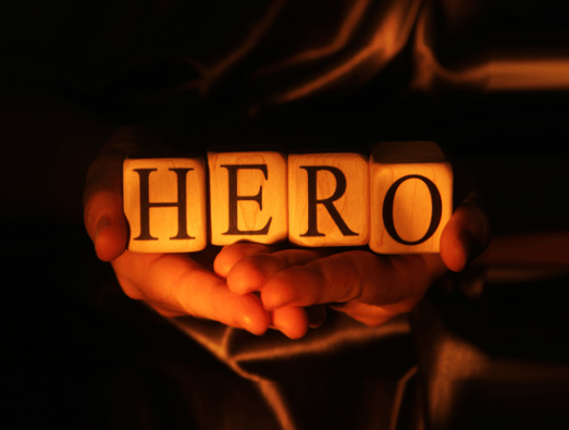 Earning customers' trust – what it takes to be a hero