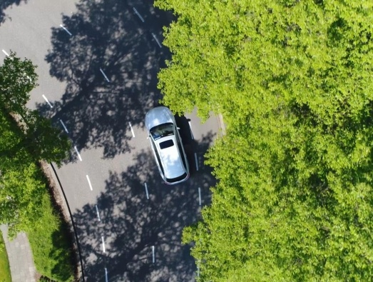 electric car green environment