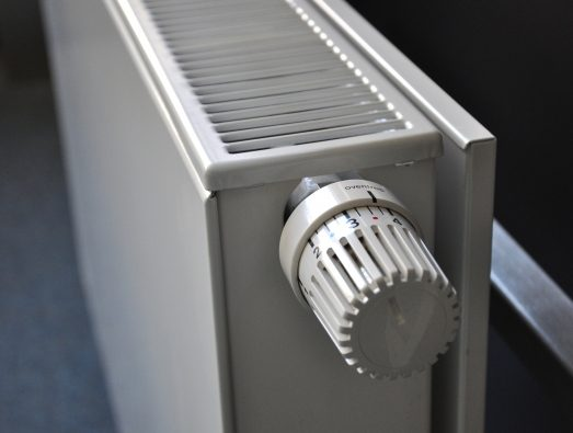 Picture of radiator