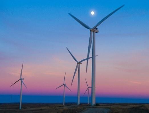 Renewable energy - wind turbines