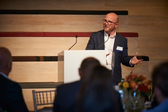 Oliver Hurrey, Executive Director at 2degrees.