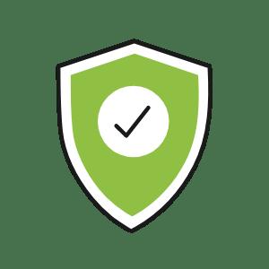 3-year guarantee icon