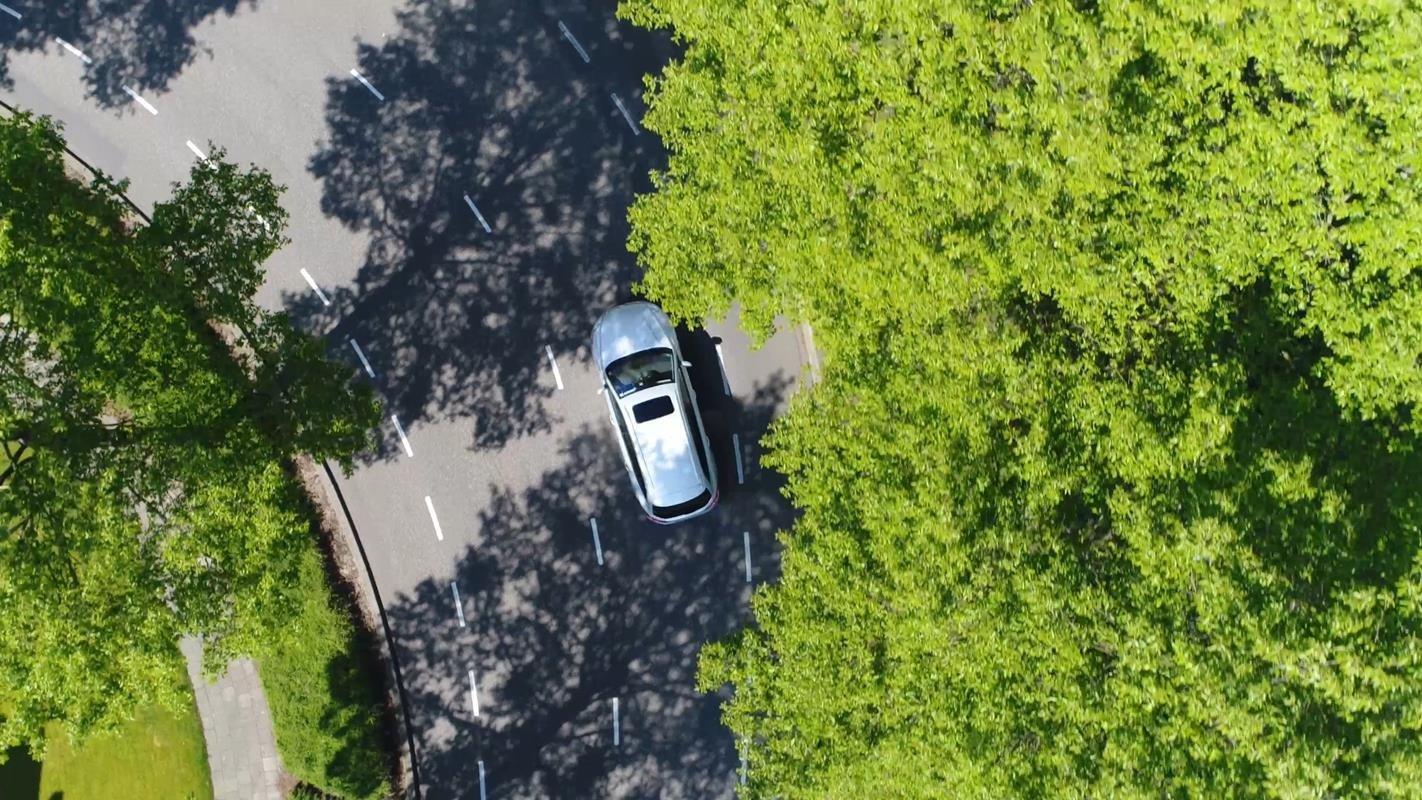 electric car environment EDF