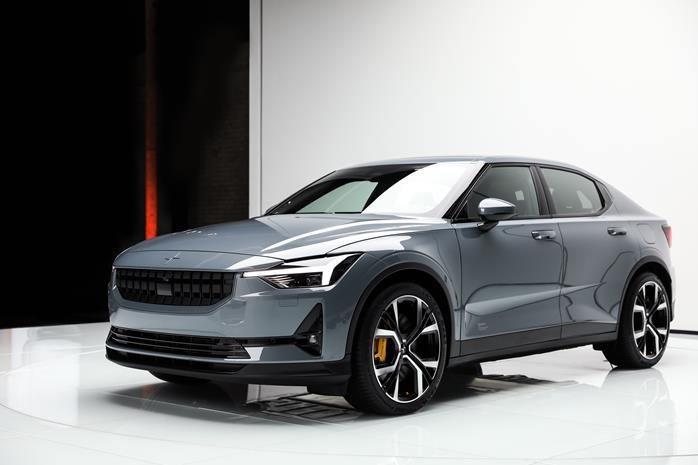Polestar 2 electric car