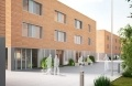 An artist's impression of the new worker accommodation campuses