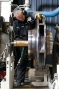 ClydeUnion Pumps, an SPX brand, has a team of dedicated aftermarket personnel in place to support its nuclear customers.