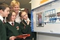 Dungeness B's interactive display explaining how nuclear energy works