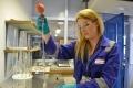 Beth Thomas, 23, Reactor Chemistry Engineer at EDF Energy