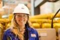 Vicky Brown, Dungeness B's apprentice coordinator