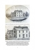 An early drawing of Upper Abbey Farmhouse