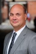 Chris Bakken, former project director Hinkley Point C