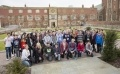 Students from across Somerset spent four days exploring the world of science, technology and maths at EDF Energy's Cannington Court training centre.