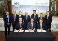 HPC Signing Ceremony