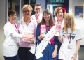 EDF Energy employees, Breast Cancer Now