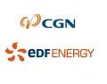 CGN EDF Energy logos
