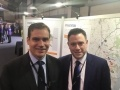 Tom Greatrex CEO of NIA and Tom McGarry Head of Communications for Sizewell C