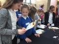 Pupils from Cuiken Primary at SmartSTEMs in Edinburgh