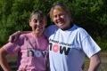 Sharon Blackett and Pamela Malcolm from Hunterston B power station