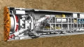 Three tunnel boring machines will be working at Hinkley Point C.