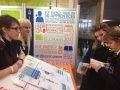 Students meet Sizewell B apprentices at last year's Suffolk Skills Show
