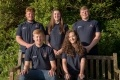 Hunterston B's 2017 apprentice intake: Back row, L-R: Oliver Woods, Stacey Chisholm, Aaron Andrew. Front row, L-R: Jay Little, Holly Clarke