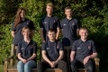 Torness 2017 apprentice intake: Back row, L-R: Paige Gould, Connol McNeill, Murray Gilvray. Front row L-R- Lisa Hilferty, Callum Souter, Thomas Summerfield