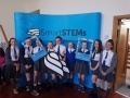 Girls from across Renfrewshire enjoyed the SmartSTEMS event supported by EDF Energy