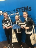 Girls from across Lanarkshire enjoyed the SmartSTEMs event supported by EDF Energy