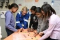 Pupils learn more about electricity and energy efficiency at Dungeness B power station