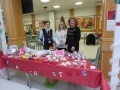 Hunterston B Christmas Fair for Breast Cancer Now