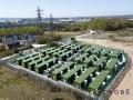 Zenobe's operational battery asset in Aylesford