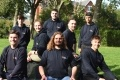 New EDF Renewables apprentices Sam Cockroft, Ben Ferguson,  Lucy Cooper, Ross McDonald, Torin Harvey – Waugh, Craig Johnston, Harris Razzaq and Jamie Jones (NB: the apprentices are adhering to college rules in terms of COVID-19 and are in a bubble toge
