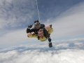 EDF's Paul Gallagher on his fundraising skydive